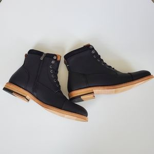 Call It Spring rosciolo lace up combat boots NWB
